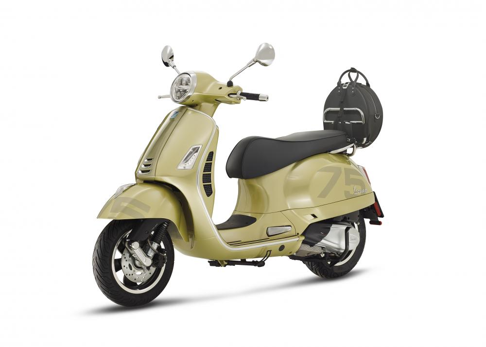 Vespa GTS 300 75th Anniversary Limited Edition technical specifications